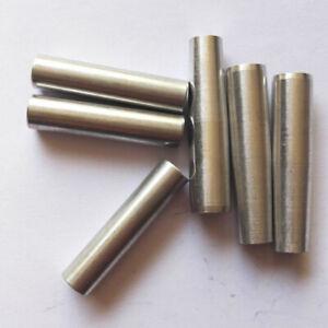 12Pcs Arrow Heads Arrowhead Broadhead Insert  Aluminum for OD 8MM Carbon Wood