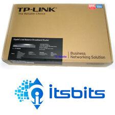"""TP-LINK TL-ER5120 LOAD BALANCED GIGABIT ROUTER 19"""" 1U RACK MOUNTED WITH KIT"""