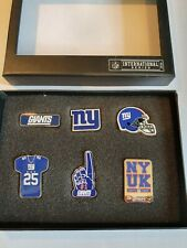 More details for new york giants nfl pin badges 2016 international series  new wembley london
