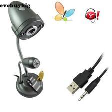 5M PC Laptop USB Pixel LED Webcam Web Cam Camera+Mic EE6