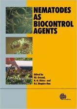 Nematodes as Biological Control Agents (Cabi), Shapiro-llan, D I, Ehlers, R, Gre