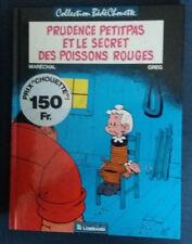 Prudence Petitpas 2 reed ... et le secret des poissons rouges Maréchal Lombard