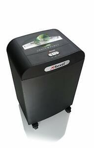 Rexel RDS2250 Strip Cut Paper CD Card Shredder 22 Sheet Jam Free 50L Bin Office