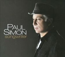 Songwriter [Box] by Paul Simon (CD, Oct-2011, 2 Discs, Sony Music) SEALED VG
