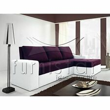 MODERN New Corner Sofa Bed CORONA with storage BONELL SPRINGS POLSKIE NAROZNIKI