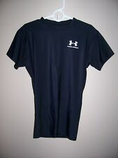 Under armour fitted heat gear youth small and medium