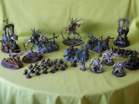 WARHAMMER / AOS SKAVEN ARMY - MANY UNITS TO CHOOSE FROM