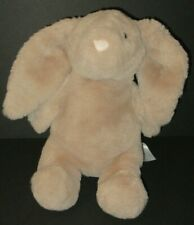 "Animal Adventure Bella Bunny Rabbit 2020 Tan Brown Plush Stuffed Animal Toy 13"""
