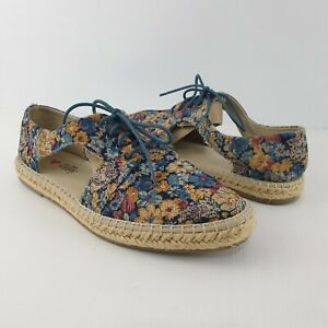 I Love Billy Womens Flat Shoes Espadrilles Size 41 SE189