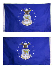 3x5 U.S. Airforce Air Force 2 Faced 2-ply Double Sided Wind Resistant Flag 3x5ft