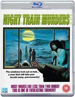 Notte Treno Murders Blu-Ray Nuovo (88FB111)
