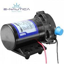 Druckwasserpumpe  Pumpe Wasserpumpe Hochdruckpumpe 12V Boot 11,35l/min 45PSI TOP
