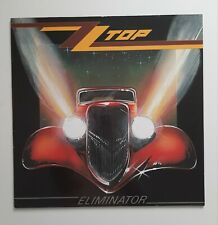 ZZ TOP / Eliminator / 92-3774-1 / LP
