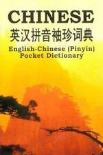 English-Chinese (Pinyin) Pocket Dictionary-ExLibrary