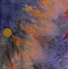 PRINCESS MIRAH BALI BATIK qf10 CARNIVAL (viola) 40 100% Cotone Fat Quarter