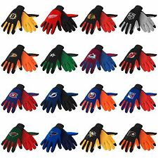 NHL Texting Technology Gloves - Pick Your Team - FREE SHIPPING