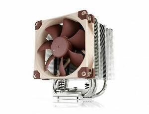 Noctua Intel LGA2011/AMD AM3+ Multi Socket 125mm PWM Fan CPU Cooler (NH-U9S)