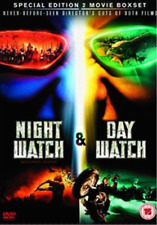 Konstantin Khabenskiy, Vlad...-Night Watch/Day Watch  (UK IMPORT)  DVD NEW