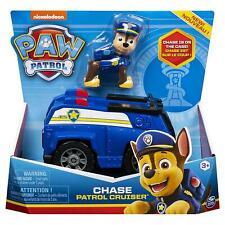 Paw Patrol Básico Vehículo Con Cachorro - Persecución Cruiser Figura Niños Toy