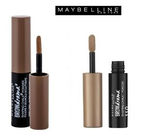 Maybelline Brow Drama Shaping Chalk Powder-Choose Shade