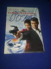 cofanetto+DVD nuovo film 007 - La morte può attendere (2002) s.e. 2 DVD slipcase