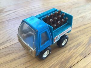 Vintage Buddy L Corp (Japan) Pepsi Cola Delivery Truck. Very Rare collectable .