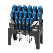 Draper 44 Pce Screwdriver Allen Key Torx & Bit Tool Set 81294