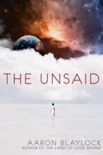 The Unsaid, Aaron Blaylock, Acceptable Book
