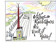 60's Rock Radio Show -DJ Reb Foster KRLA - L.A. 12/7/67