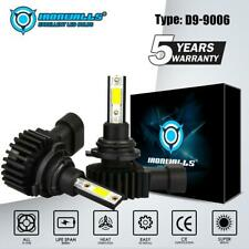 9006 HB4 LED Headlight Bulb FOG Lamp 6000K for GMC Sierra 1500 2500 HD 2001-2006