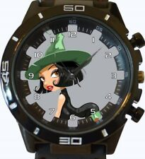 Halloween Cute Witch New Gt Series Sports Wrist Watch