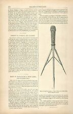 Dague Style Renaissance Italie Victoria and Albert Museum GRAVURE PRINT 1878