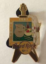 Hard Rock Cafe Pin Biloxi 2007 Art Festival Guitar