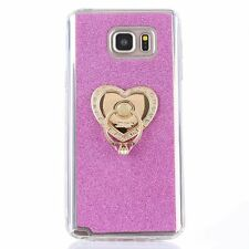 Finger Ring Bling with Stand Soft TPU Case Cover For Samsung Galaxy Back Case