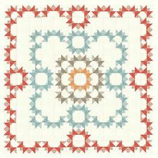 Star Fall Moda Basic Grey Jelly Roll Friendly Quilt Pattern Winter Village