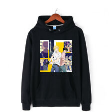 Banana Fish Ash Lynx Hoodies Coat Sweater 100% Cotton