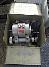 THEMAC 1HP ID/OD Precision Grinder Model J7 Metal Lathe Tool Post Grinder & Case