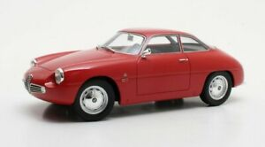1961 Alfa Romeo Giulietta Sprint Zagato - 1:18 model Cult by Matrix (CML038-1)