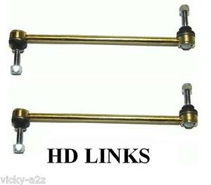 Peugeot 406 upto 98 FRONT ANTI ROLL BAR LINK RODS x 2