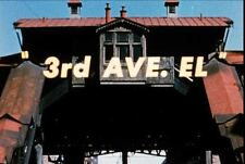 3rd Ave El Third Avenue Elevated Railway Railroad 2 Vintage 1950s Films DVD