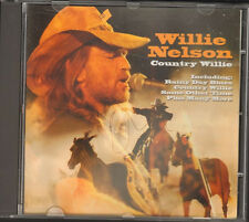 WILLIE NELSON Country Willie 18 track NEW CD Rainy Day Blues Some Other Time