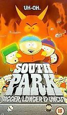 South Park 15 Certificate VHS Films