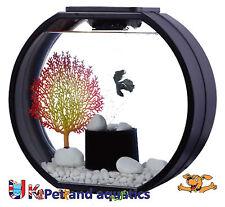 Fish R Fun, Deco Fish Tank 20L Black
