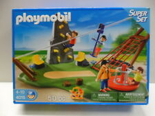 Retired Playmobil 4015 Play Ground Super Set 2012 for kids 4-10