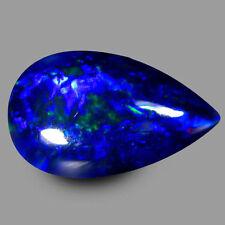 Ethiopia Pear Loose Black Opals