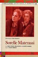 Sorelle Materassi (1972) - I Migliori Anni della Nostra TV - Cof. 3 Dvd Nuovo