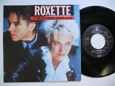 "ROXETTE It Must Have Been Love / Paint 1990 45 7"" single Europe MINT"