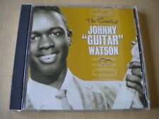 """The essential Johnny """"guitar"""" WatsonCD2002blues rock18 trackHot little mama"""
