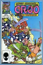 Sergio Aragonés Groo the Wanderer #6 (Aug 1985, Marvel [Epic])
