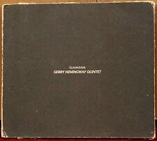 RANDOM ACOUSTICS CD RA-012: GERRY HEMINGWAY QUINTET - Slamadam - 1995 GERMANY
